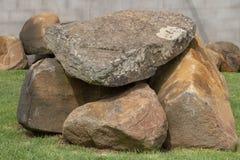 Una caratteristica della roccia fotografia stock