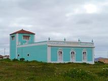 Una casa canaria en Fuerteventura Fotografía de archivo