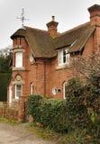 Una casa de campo en Inglaterra rural Imágenes de archivo libres de regalías