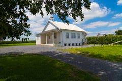 Una casa de la escuela del sitio Foto de archivo