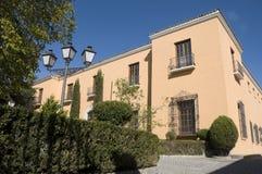 Una casa en España rural Fotos de archivo libres de regalías