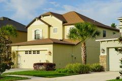 Una casa in Florida Immagine Stock Libera da Diritti