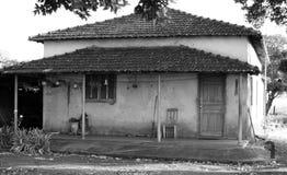 Una casa humilde foto de archivo libre de regalías