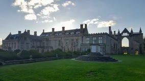 Una casa señorial en Inglaterra Imagen de archivo