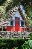 Una casa típica en Madeira Fotografía de archivo libre de regalías