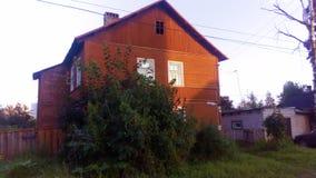 Una casa vieja Fotos de archivo