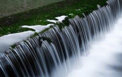 Una cascata del fiume Immagine Stock Libera da Diritti