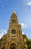 Una cattedrale Fotografia Stock
