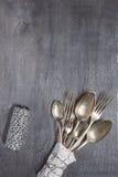 Una certa attrezzatura differente dell'annata della cucina Immagini Stock Libere da Diritti