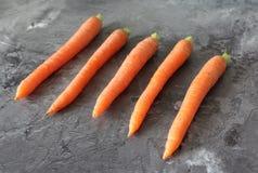 Una certa carota fresca Immagini Stock Libere da Diritti