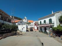 Una certa città nel Portogallo Immagine Stock Libera da Diritti