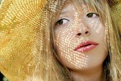 Una chica joven. Foto de archivo libre de regalías
