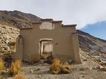 Una chiesa abbandonata Fotografia Stock