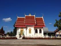 Una chiesa del tempio di buddismo Fotografia Stock