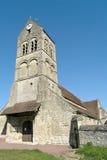 Una chiesa medioevale XIV del secolo Fotografia Stock