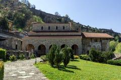 Una chiesa santa di quaranta martiri in città di Veliko Tarnovo, Bulgaria fotografie stock libere da diritti