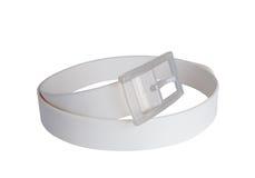 Una cintura bianca Fotografie Stock Libere da Diritti