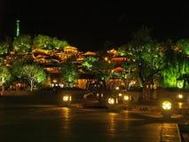 Una città storica - Lijiang immagini stock