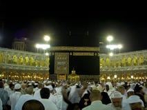 Una ciudad santa de La Meca Imágenes de archivo libres de regalías