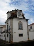 Una ciudad vieja de Tavira Algarve portugal Fotos de archivo libres de regalías