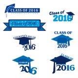 Una classe di 2016 Fotografie Stock