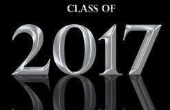 Una classe di 2017 Fotografia Stock
