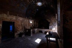 Una cocina de las monjas en Santa Catalina Monastery foto de archivo libre de regalías