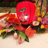 Una composición de la flor Fotografía de archivo libre de regalías