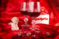 Una composición del amor Imagen de archivo libre de regalías