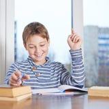 una composizione in 12 bambini di yo Fotografie Stock Libere da Diritti