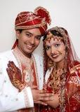Una coppia nell'amore Fotografia Stock