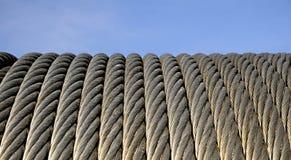 Una corda dei sei fili (una corda dei 6 fili) Fotografia Stock