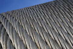 Una corda dei sei fili (una corda dei 6 fili) Immagini Stock Libere da Diritti