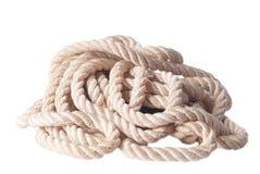 Una corda spessa Fotografia Stock