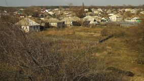 Una crisis en Ucrania almacen de video