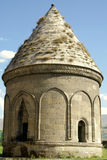 Una de las tres cúpulas en Erzurum Imagen de archivo libre de regalías