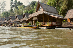 Alloggio Tailandia Fotografia Stock Libera da Diritti