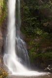 Una delle cascate in Bali Immagine Stock