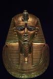 La maschera di Tutankhamon Fotografie Stock