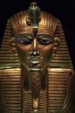 La maschera di Tutankhamon Immagini Stock Libere da Diritti