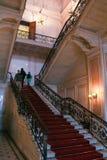 Una delle scale dell'eremo Immagine Stock