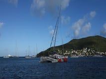 Una desgracia que navega en el Caribe el día de la Navidad metrajes