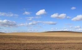 Una escena de la norteño-frontera Fotos de archivo libres de regalías