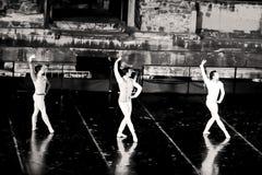 Una escena de Romeo And Juliet Ballet foto de archivo libre de regalías
