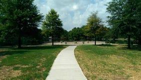 Una escena número 2 del parque Foto de archivo libre de regalías