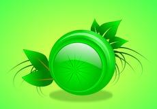 El ojo de Eco Imágenes de archivo libres de regalías