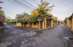 Una esquina de la ciudad vieja de Hoi An Fotografía de archivo libre de regalías