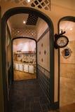 Una esquina de la cocina Fotografía de archivo libre de regalías
