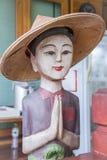 Una estatua Imagenes de archivo