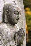 Una estatua budista foto de archivo libre de regalías